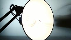 Table Lamp Stock Footage