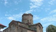 Nessebar church 15 Stock Footage