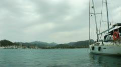 Port Andratx, Mallorca Stock Footage