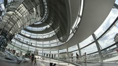 Reichstag 1 Stock Footage