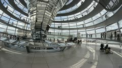 Reichstag 2 Stock Footage