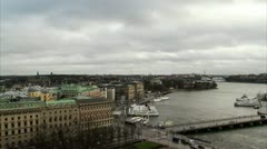 Stockholm Stock Footage