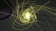 Particle Collision in Accelerator Animation (HD) Stock Footage