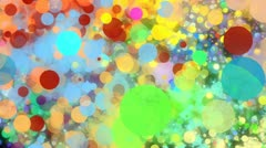 Colorful Background Stock Footage