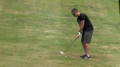 720p Golfing 62 Stock Footage