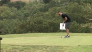 1440 Golfing 67 Stock Footage