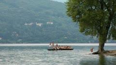 Teens enjoying vacation 2/3 Stock Footage