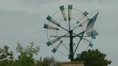 Windmill, Mallorca Stock Footage