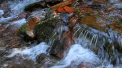 Cold Water Creek - stock footage