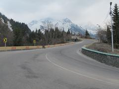 Road in mountain Stock Photos
