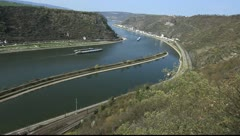 Rhine 4 Stock Footage