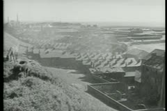 Stock Video Footage of Montage - coal mine
