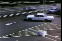 Hit-and-run Stock Footage