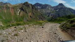 Coming Around the Mountain Stock Footage