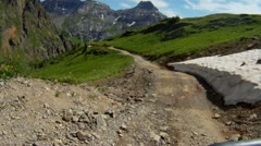 High Country Trail Stock Footage