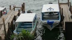 Carribean Port 6 Stock Footage