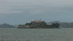 1080p Alcatraz 4 Stock Footage