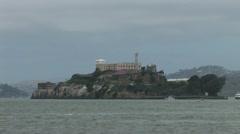 1440 Alcatraz 2 Stock Footage