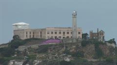 1440 Alcatraz 5 Stock Footage