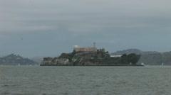 1440 Alcatraz 4 Stock Footage