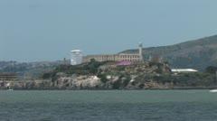 1440 Alcatraz 7 Stock Footage