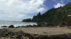 Pitcairn Island Stock Footage
