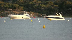 Boats 02 Stock Footage