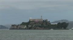 720p Alcatraz 2 Stock Footage