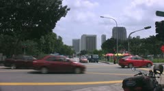 Singapore Little India 1 Stock Footage