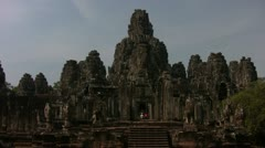 Angkor Thom 1 - stock footage