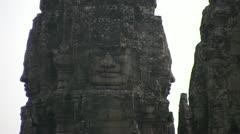 Angkor Thom 3 - stock footage