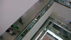 Singapore Sim Lim Square 2 Stock Footage