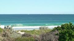 Western Australian Beach Stock Footage