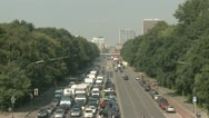 Stock Video Footage of Berlin Traffic