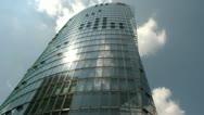Skyscraper Berlin Stock Footage