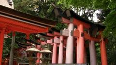 Tori Gate, Japan Stock Footage