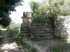 Ek Balam,Returning to Nature , Mayan Ruins, Yucatan, Mexico Stock Photos