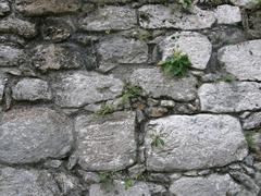 Ek Balam,Masonry , Mayan Ruins, Yucatan, Mexico Stock Photos