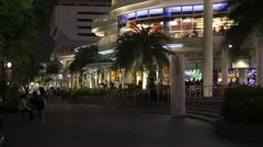 Harbourfront Singapore Stock Footage