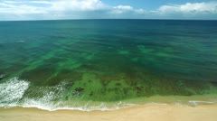 Seascape, Algarve, Portugal - stock footage