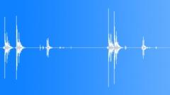 Attache Case Locks - sound effect