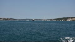 The Bosphorus - stock footage