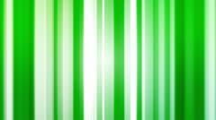 Elegant Green Lines Background Loop Stock Footage