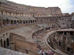 DSCN0103 Colosseum.jpg Stock Photos