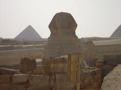 DSCN0339E2 SPHINX EGYPT.jpg Stock Photos