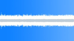 loud ground arranging machine - sound effect