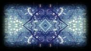 Stock Video Footage of Psyched Out Trance Mirror Background Abstraction 02 - Super8 Film