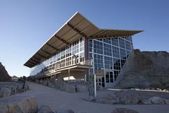 Dinosaur National Monument building - stock photo