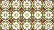 Kaleidoscope Background Footage ver1 soft circle Stock Footage