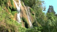 Stock Video Footage of Waterfalls in Topes de Collantes, Cuba